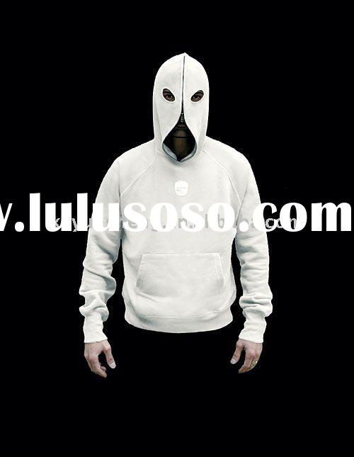 100% Organic Cotton Adult Fashionable Hoodie /Sweatshirt