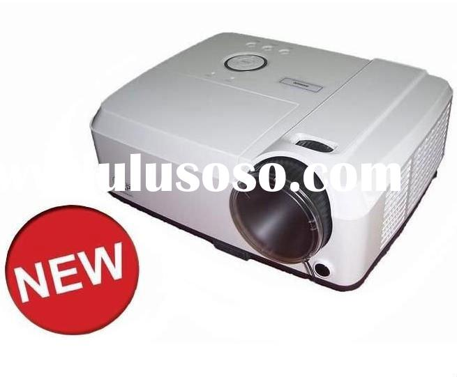 1024*768 - 3300 Lumens - HD 1080P - DLP Projector - HDMI, VGA, S-Video, AV, USB