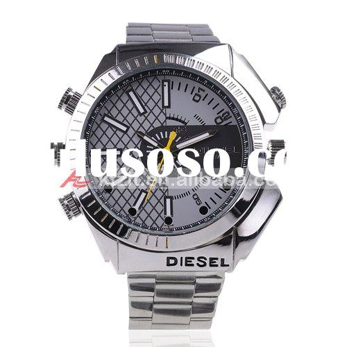 1080P Full HD 2.0MP CCTV Night Vision Waterproof Hidden 4GB Watch Camera
