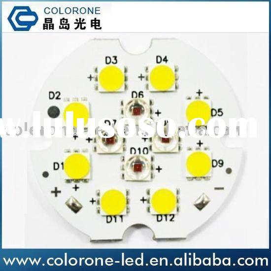 12W Warm White LED Light Bulb Module