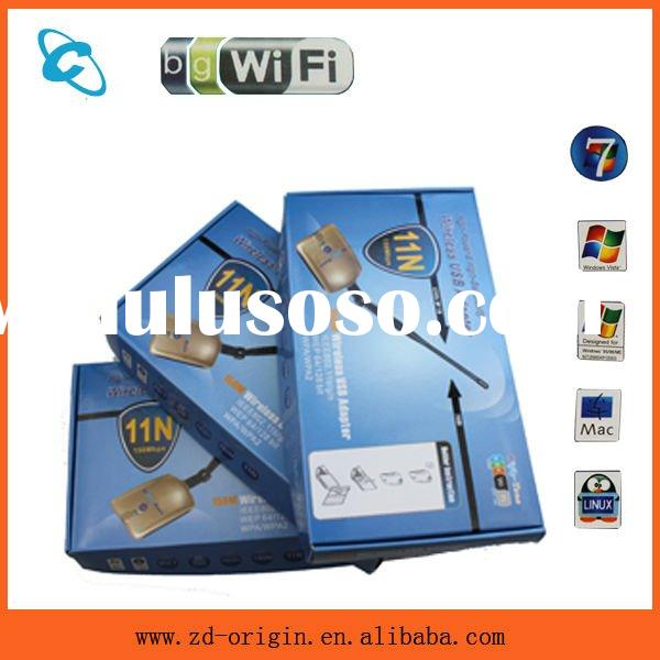 1500mw High Power 11N usb wireless adapter wifi card