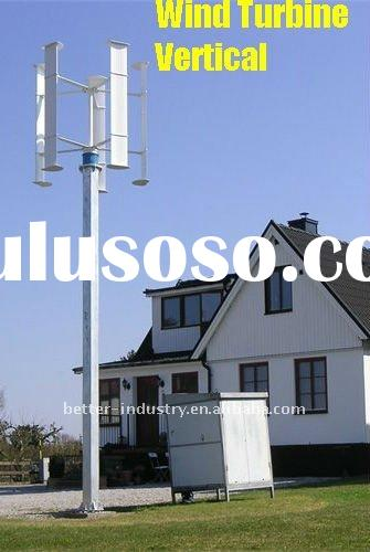 1KW Vertical Axis Wind Turbine generator (On grid)