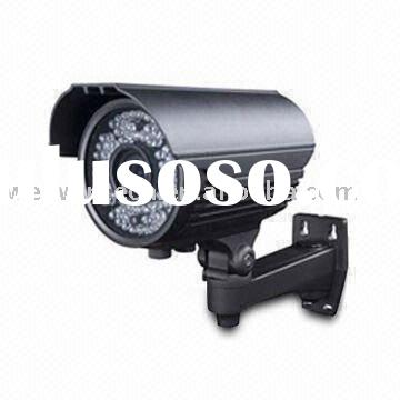 1/3 inch Sony CCD 540TVL Waterproof IR Day/Night security Camera with 3-axis bracket