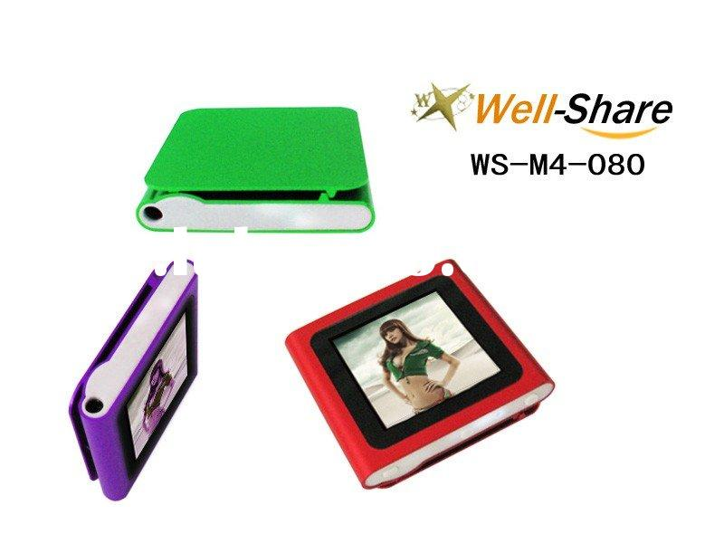 1.5/1.8 touch mp4 player with micro sd card
