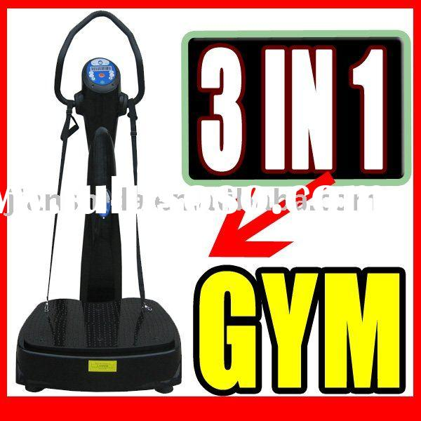 2010 new Vibration Plate Equipment with two motors