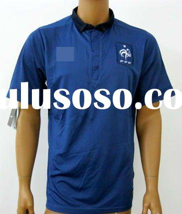 2011-2012 france home thailand soccer jersey