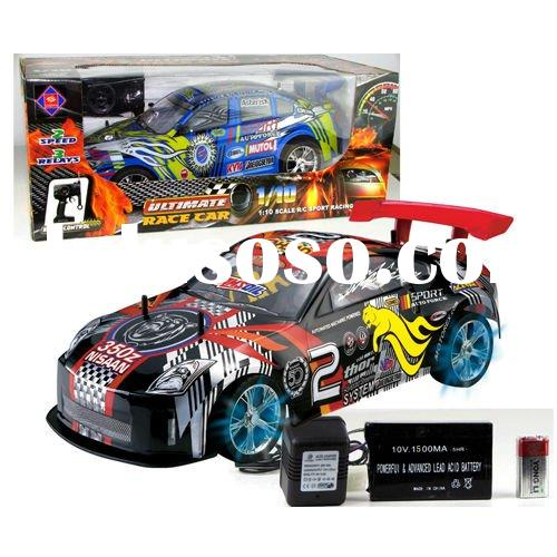 2011 Hot Sale Four Channle Remote Control Car Toys