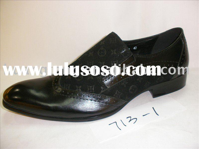 Man Shoes Fashion 2010 NEW STYLE FASHION LEATHER