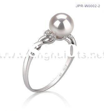 2011 New Arrival large stock white ring settings without stones factory prices