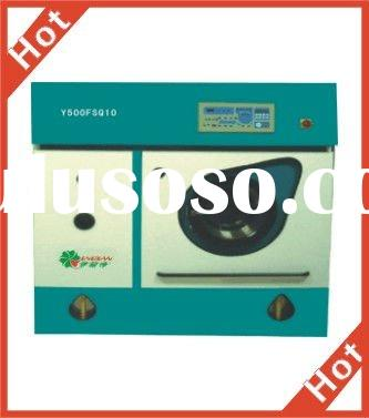2011 Newest Laundry dry cleaning machine (6~20kg )