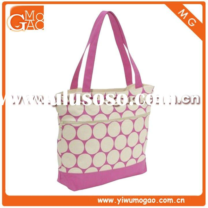 2011 Trendy Foldable High-quality Recycled Beach Tote Bag