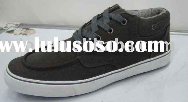 2011 best looks high top canvas shoes