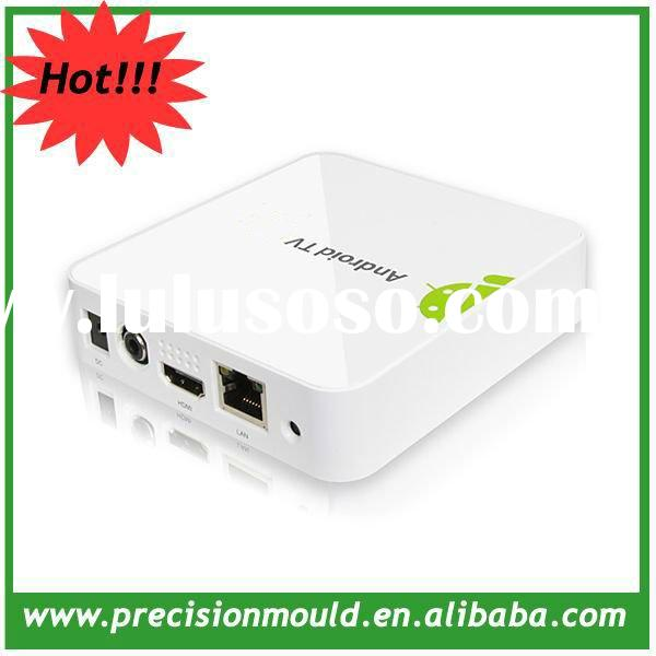2012 Hot New iptv providers android tv box, 1080P media player