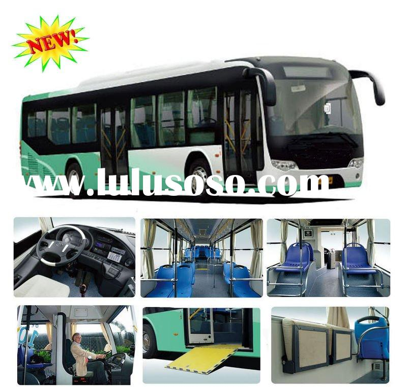 2012 Luxury City Bus - High performance, Low Cost, Functional