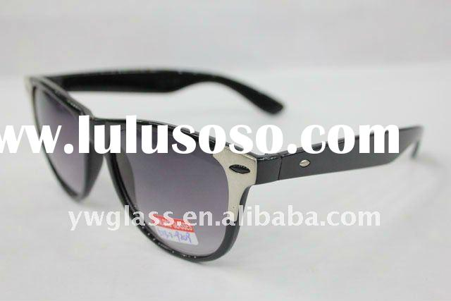 2012 Ray sunglasses,neon colors sunglasses,retro frame
