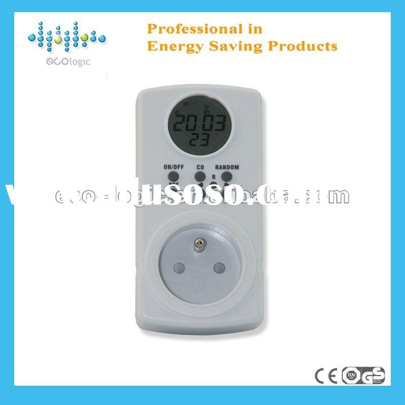 2012 smart home appliance electronic timer with CD function