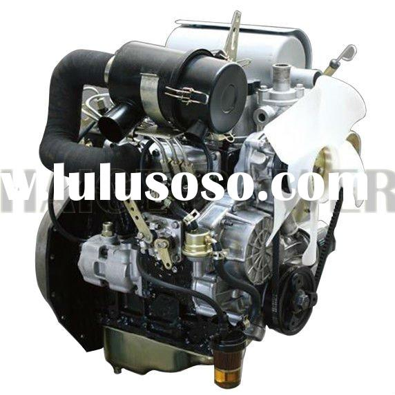 20HP 3-cylinder,in-line,water cooled diesel engine