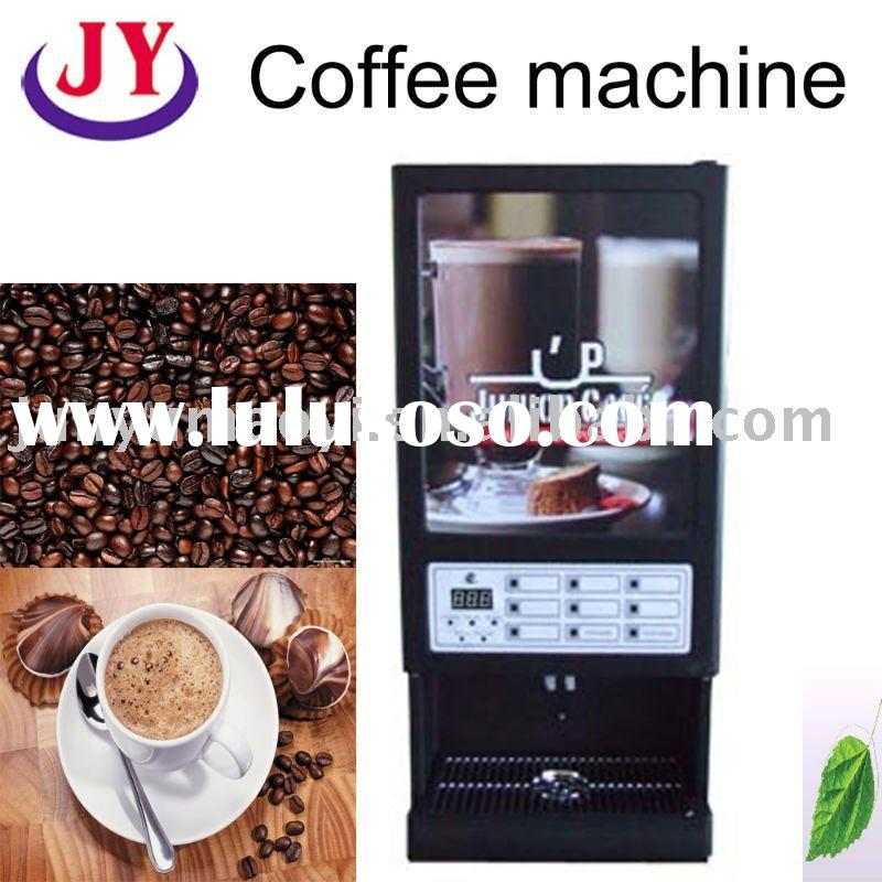 302ACH three different flavors Commercial coffee machine