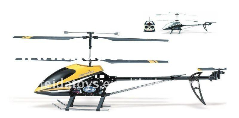 3ch remote control helicopter(gyro)