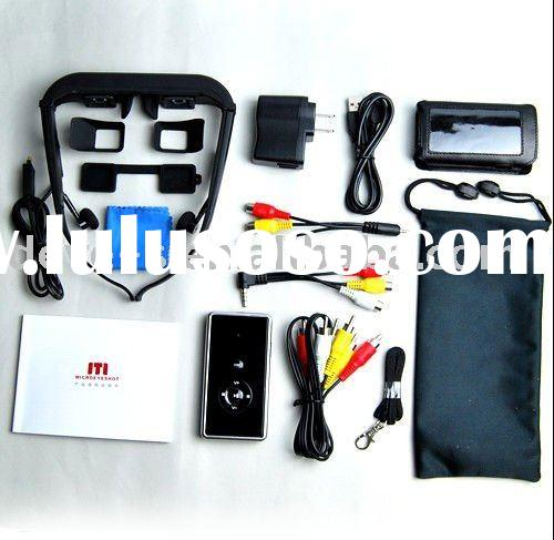 """48"""" Virtual Screen Digital Video Glasses with Portable Media Player DS-300"""