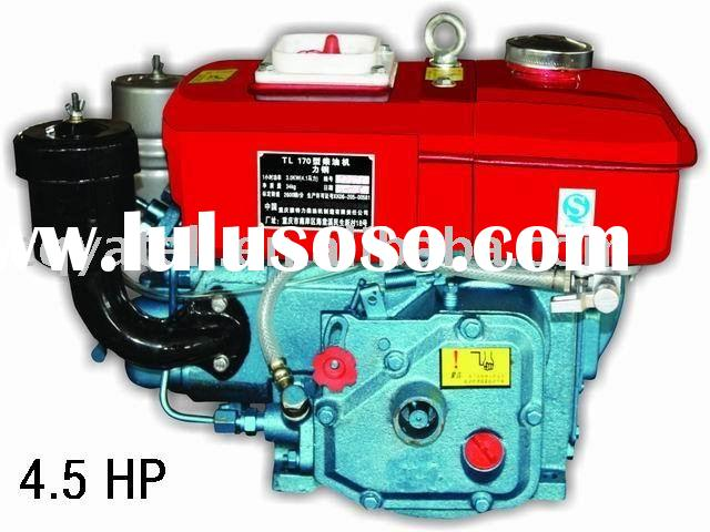 4.5 HP Yateli Four Stroke diesel engine TL170