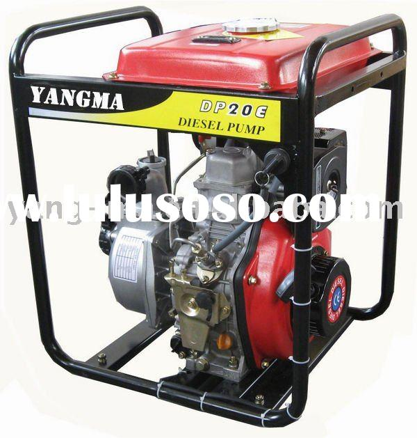 4 stroke electric 2 inch diesel engine high pressure water pump