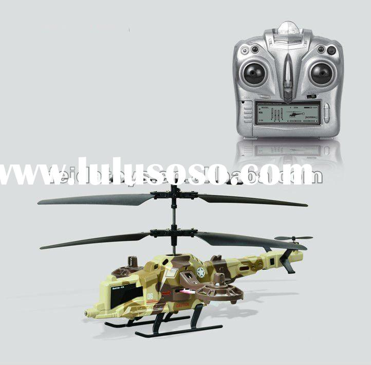 4ch remote control helicopter(Gyro)