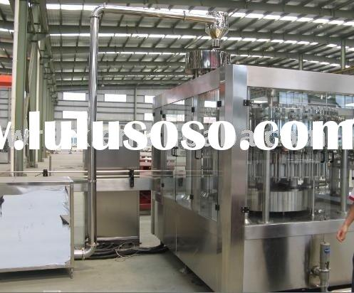 5000bph drinking water production line
