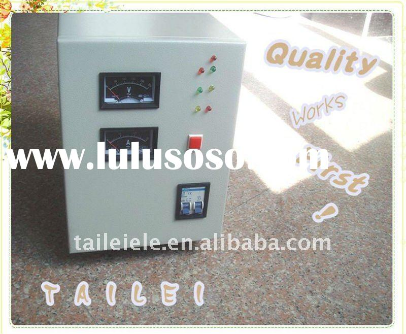 5KVA AC Three- Phase Voltage Stabilizer for air conditioner