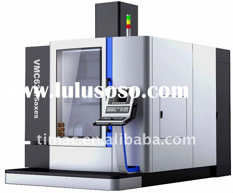 5 axis CNC Vertical Machining Center(Five axes VMC)