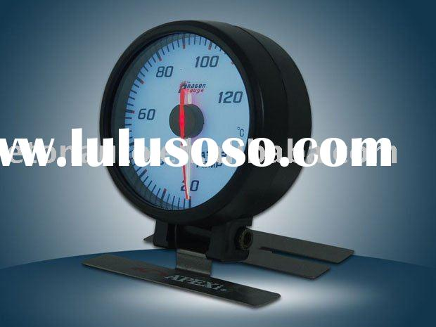 60MM water temp gauge/oil pressure gauge/air furl ratio guage/volt guage/tachometer/oost gauge