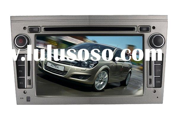 6.2 Inch Touch screen Car DVD Player with gps For OPEL ASTRA