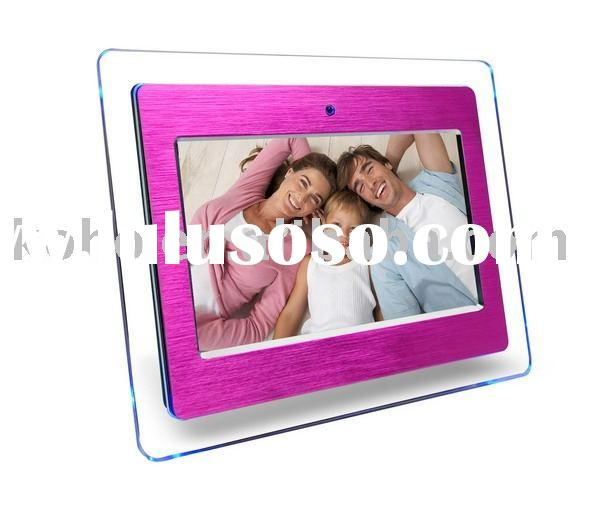 7 inch Full Function digital photo frame KA0705-A04