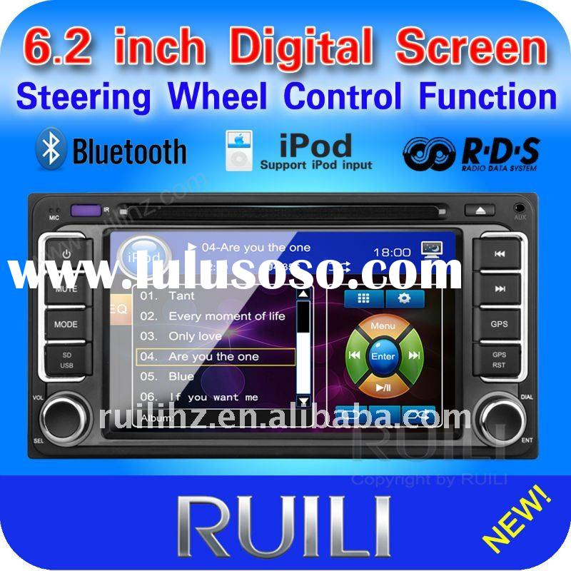 7 inch Toyota old Corolla Car video system