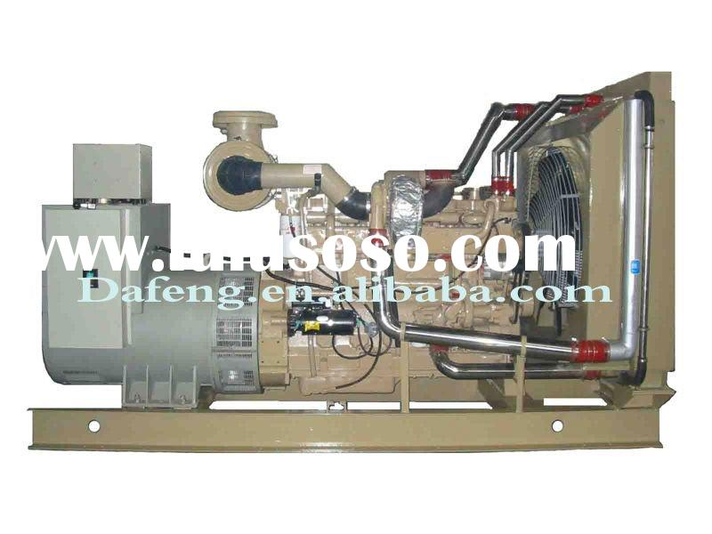 80KW Diesel Generator Set Cummins engine