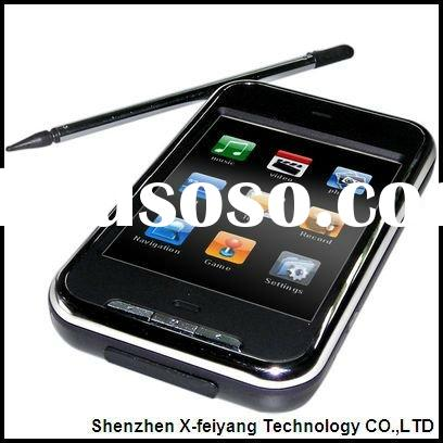 8GB Full Capacity Digital Music Touch Screen MP4