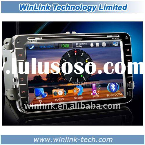 "8"" 2 Din Digital Touch Screen Car DVD GPS For VW Golf V ( 2003-2009)"