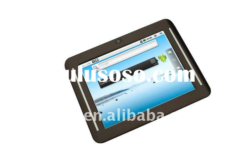 8 inch Capacitive touch screen Android 2.3 Tablet PC with Rockchip RK2918 high resolution Dual camer