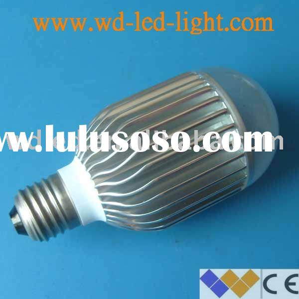 9W BULBS,9W LED lamp 230V,HIGH POWER LED lamp 9W,9*1W,E27