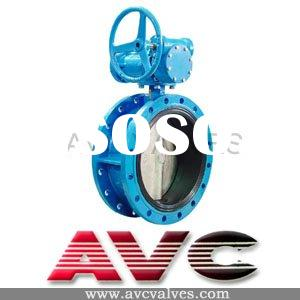 AVC Double Flange Butterfly Valve (High Performance) ABF008