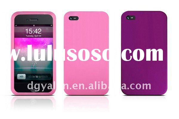 Anti-dust and waterproof functional Silicone cell phone cases