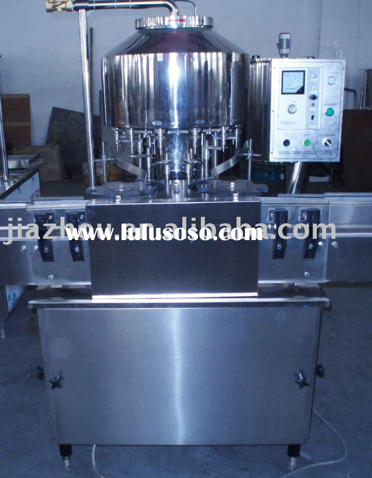 Automatic Mineral Water PET Bottle Filling Machine