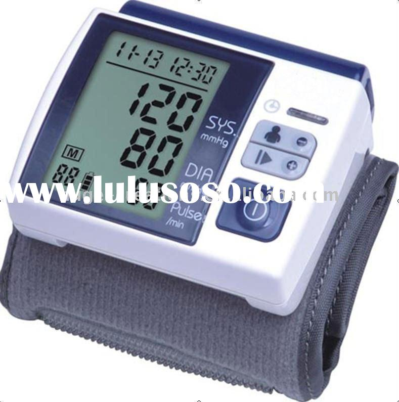 Automatic Wrist type Blood Pressure Monitor HC-A400 omron blood pressure monitor