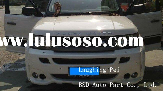 Body kit / Car bumper for Land Rover Range Rover Sport of the widebody kit