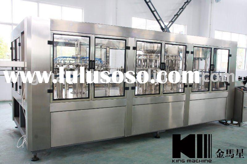 Bottle Filling Machine / Mineral Water Plant