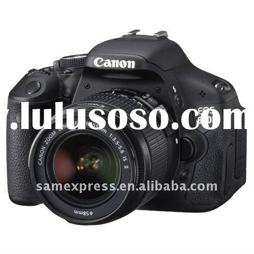 CANON EOS-600D camera