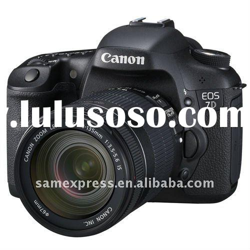 CANON EOS-7D camera