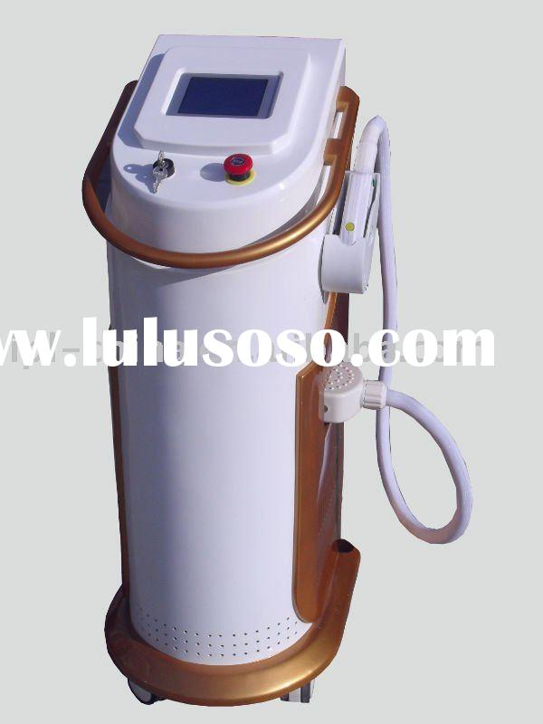 CE vertical IPL beauty Equipment for Hair Removal