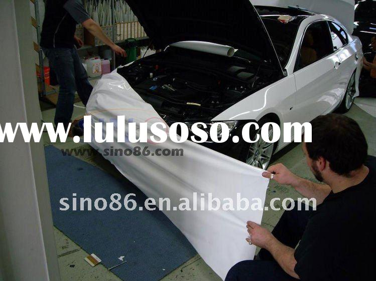 Car color change pvc vinyl car cover wrapping sticker,car cover wrapping vinyl(Air free bubbles)