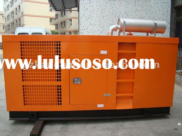 Chinese silent/soundproof Diesel Generator Set 4KVA -5KVA